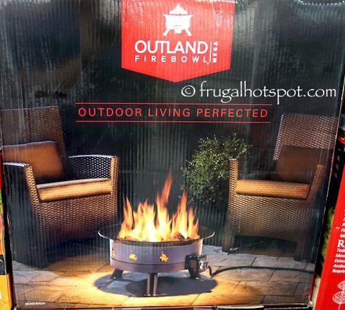 Costco Outland Firebowl Mega 99 99 Fire Bowls Outdoor Living