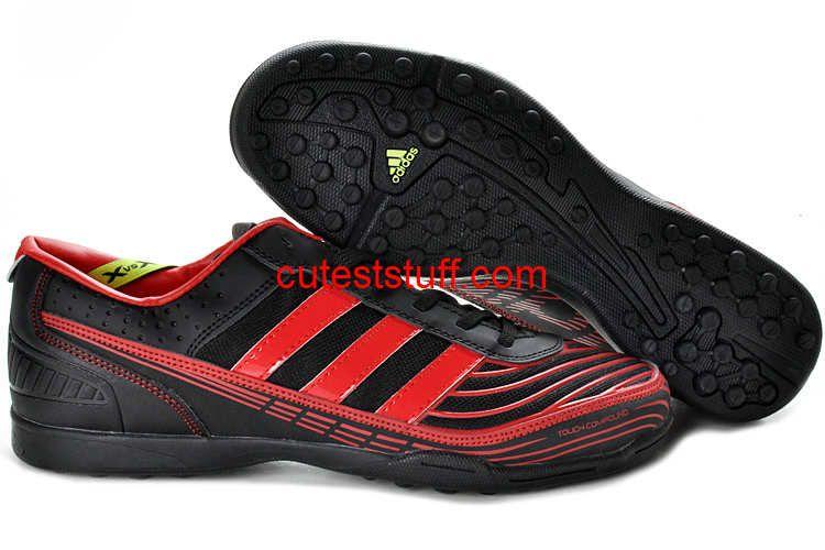 best website 08427 8e11c Adidas Adi5 Turf Astro Junior Football Shoes Red Black   49.99