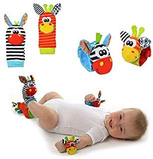 Amazon Es Juguetes De 0 A 6 Meses Juguetes Para Bebé Sonajero Caricatura De Bebé