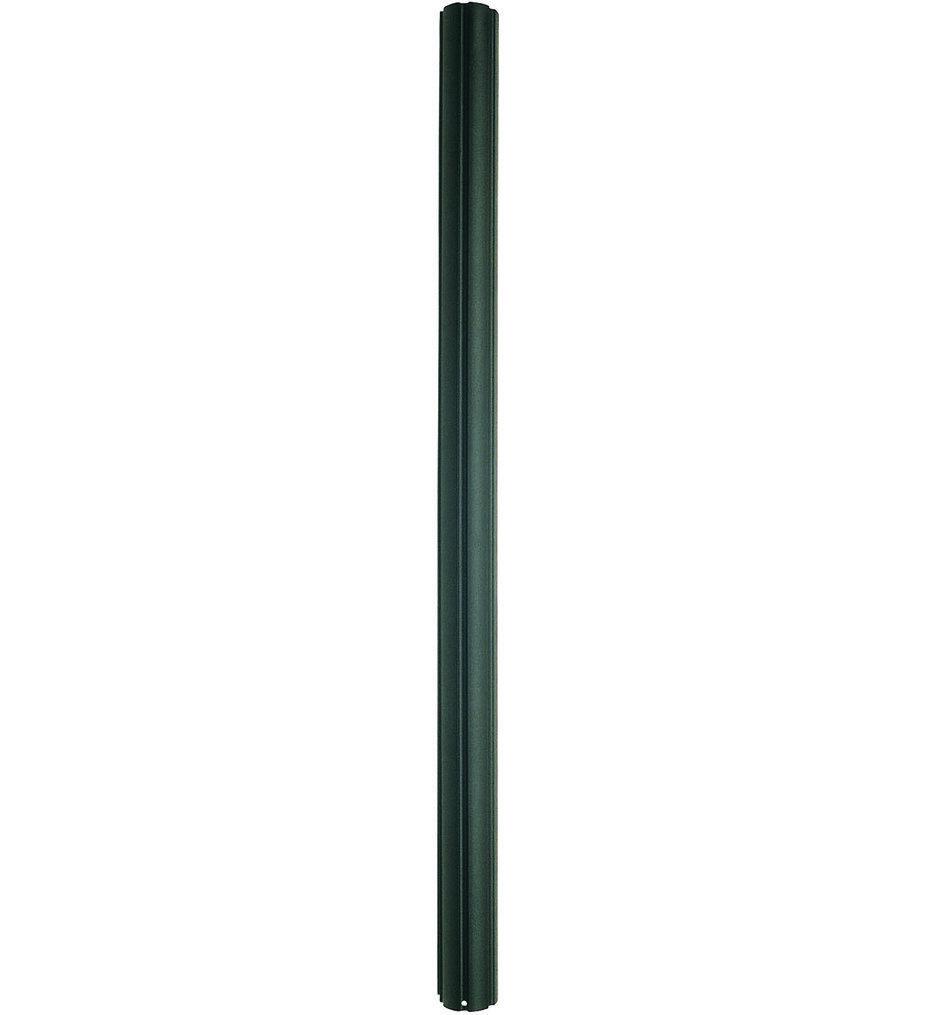 Maxim Lighting - 1095RP Rust Patina 120 Inch Outdoor Post