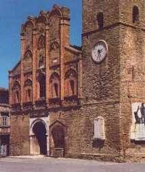 San Ginesio - voted one of the 200 most beautiful towns in Italy - www.bellavallone.com