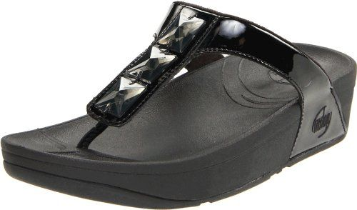 3b52ef0c0  44.07 -  69.99 FitFlop Women s Pietra Flip Flop From FitFlop Get it here   http