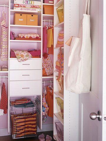Organize Your Child S Closet With These Kid Friendly Ideas Deep Closet Closet Organization Diy Closet Organization