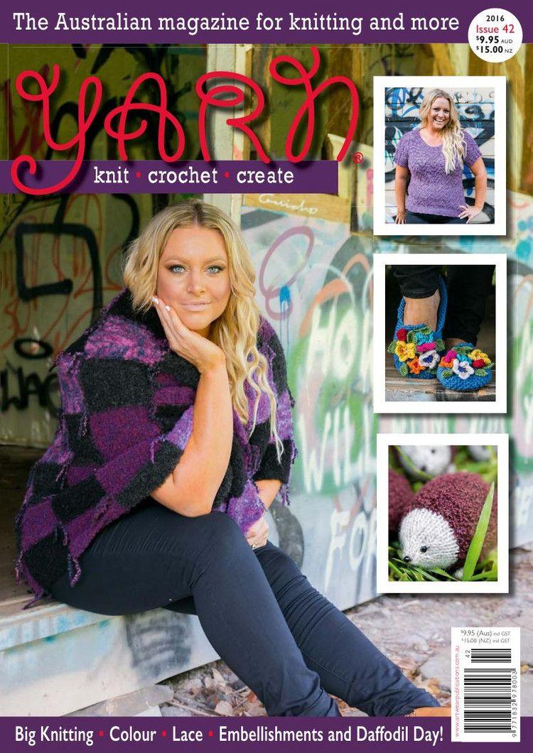Yarn №42 2016 - 轻描淡写 - 轻描淡写 | magazines knit and crochet 03 ...