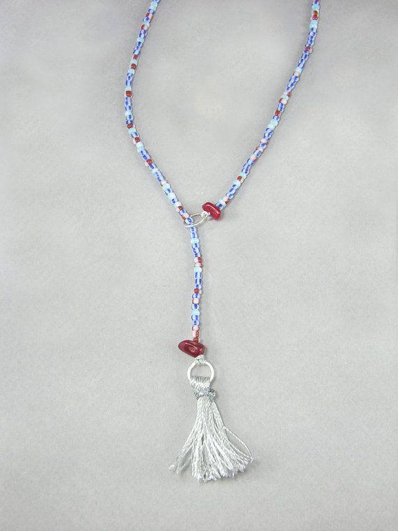 collier de perle gland