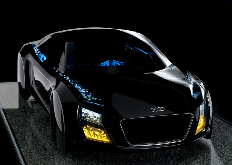 driverless cars and oled headlights by audi at ces 2013 audi