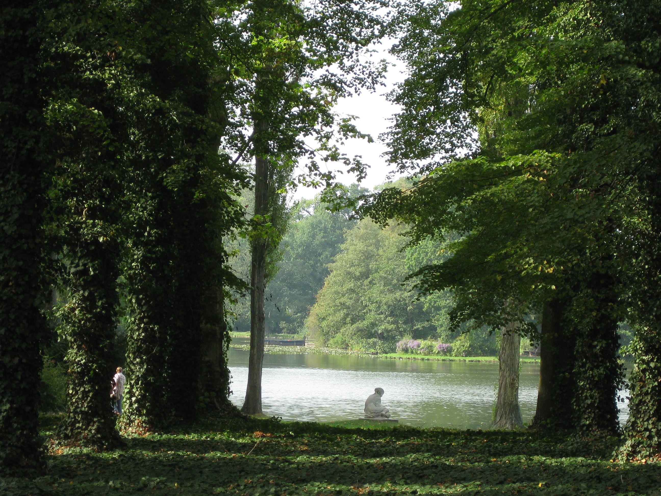 Gartenreich WörlitzDessau in Deutschland Formal gardens