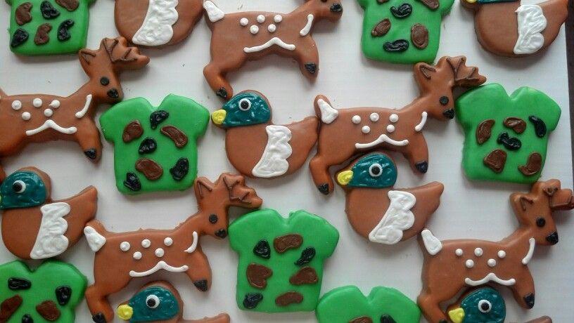 Hunter Cookies