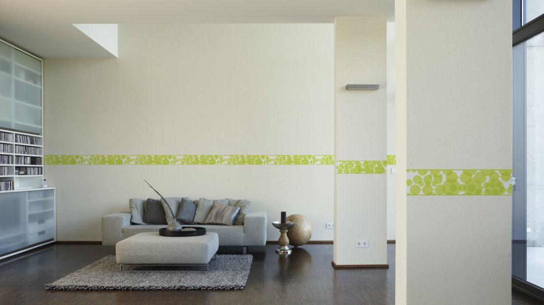 A.S. Création Bordüre 930118; simuliert auf der Wand | Zukünftige ...
