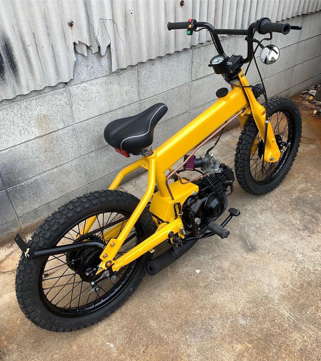 Gambar Mungkin Berisi Sepeda Dan Sepeda Motor Sepeda Bmx