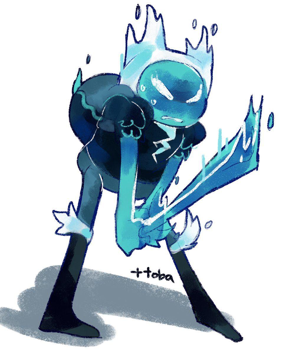 Ttoba On Adventure Time Anime Adventure Time Tattoo