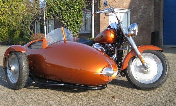 Softail Classic Companion Car