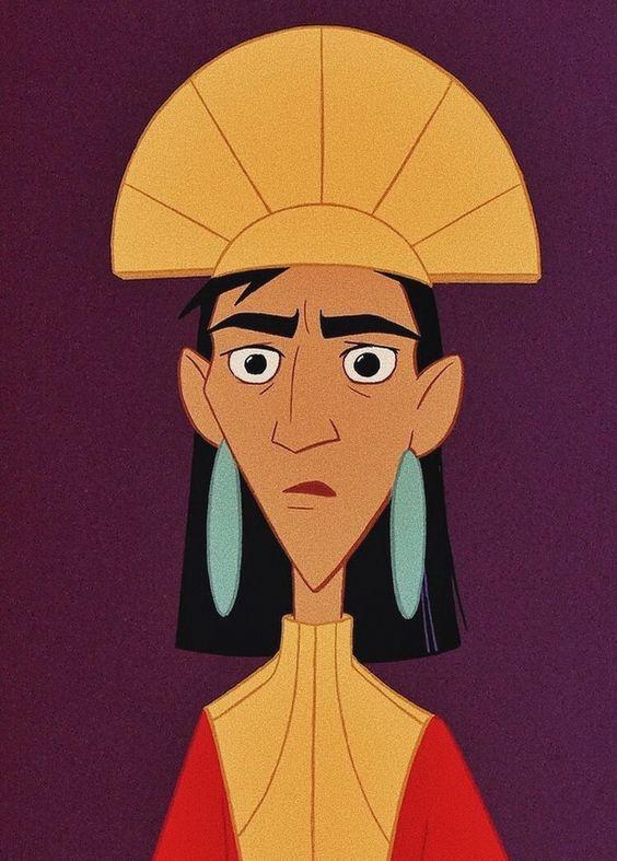 Pin De Teodor Brown Em Disney Em 2020 A Nova Onda Do Imperador