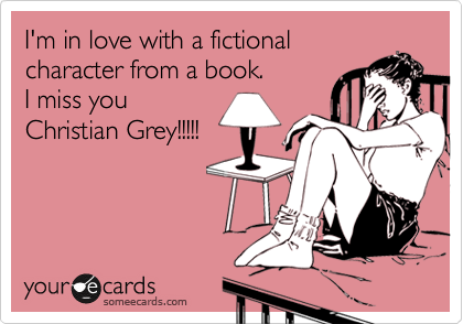 Fifty Shades of Grey - E L James
