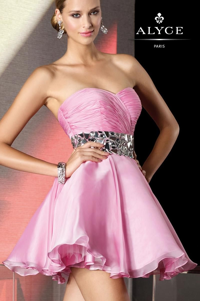 8 ALYCE Paris 2013 B\'Dazzle Prom Dresses Available For Under $200