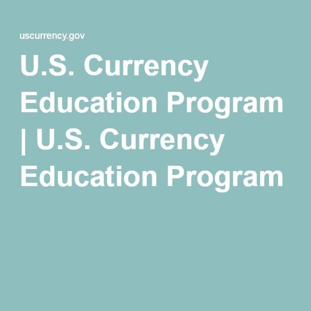 U.S. Currency Education Program | U.S. Currency Education Program