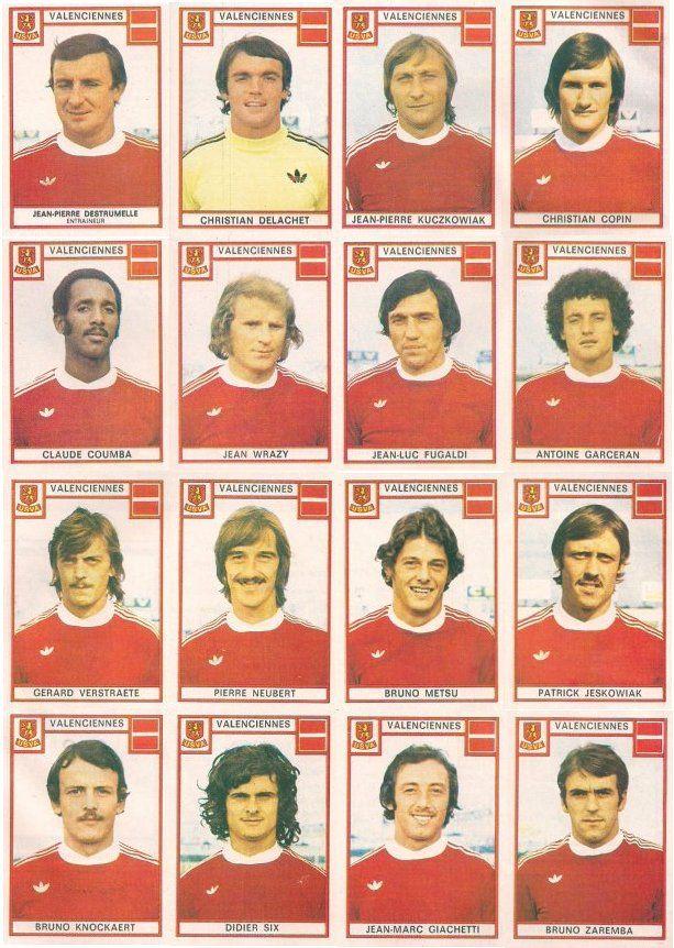 Album Panini Foot 19751976 Championnat de France en 2020