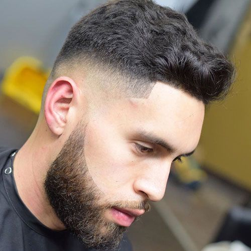 The razor fade haircut razor fade fade haircut and bald taper fade razor fade with shape up and textured top urmus Gallery
