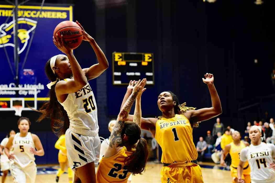 Johnson City Press Photo Gallery Etsu Women S Basketball Vs Appalachian State Basketball City Press Photo