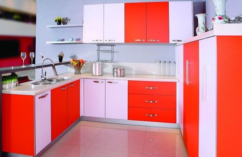 13 Clever Kitchen Cabinet Color Combination You Have To Try Entrancing Kitchen Cabinets Color Combination Decorating Inspiration