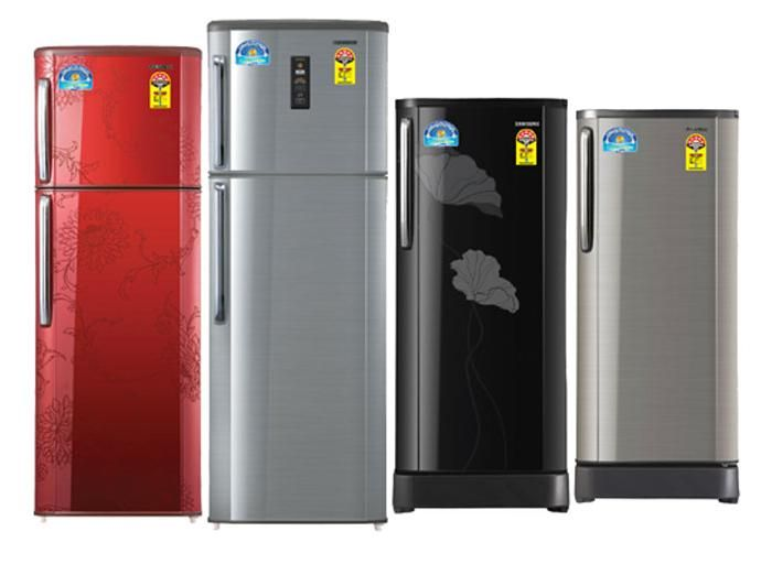 Samsung Refrigerators Price 2012 Single and Double Door