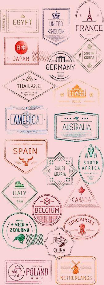 Photo of Travel tattoo passport adventure 47 ideas