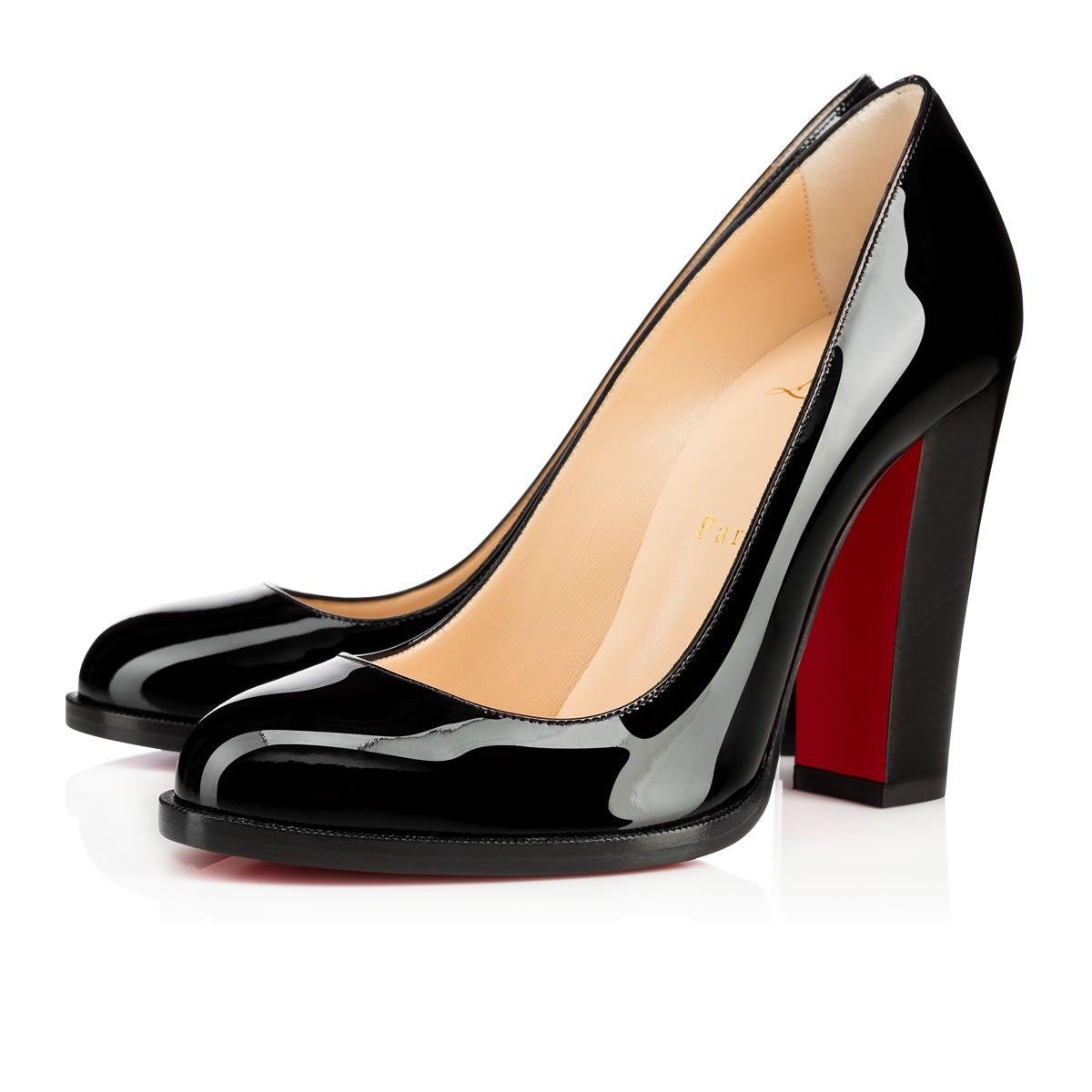 redbottomboots on Twitter. Christian Louboutin HeelsLouboutin ShoesBlack ...