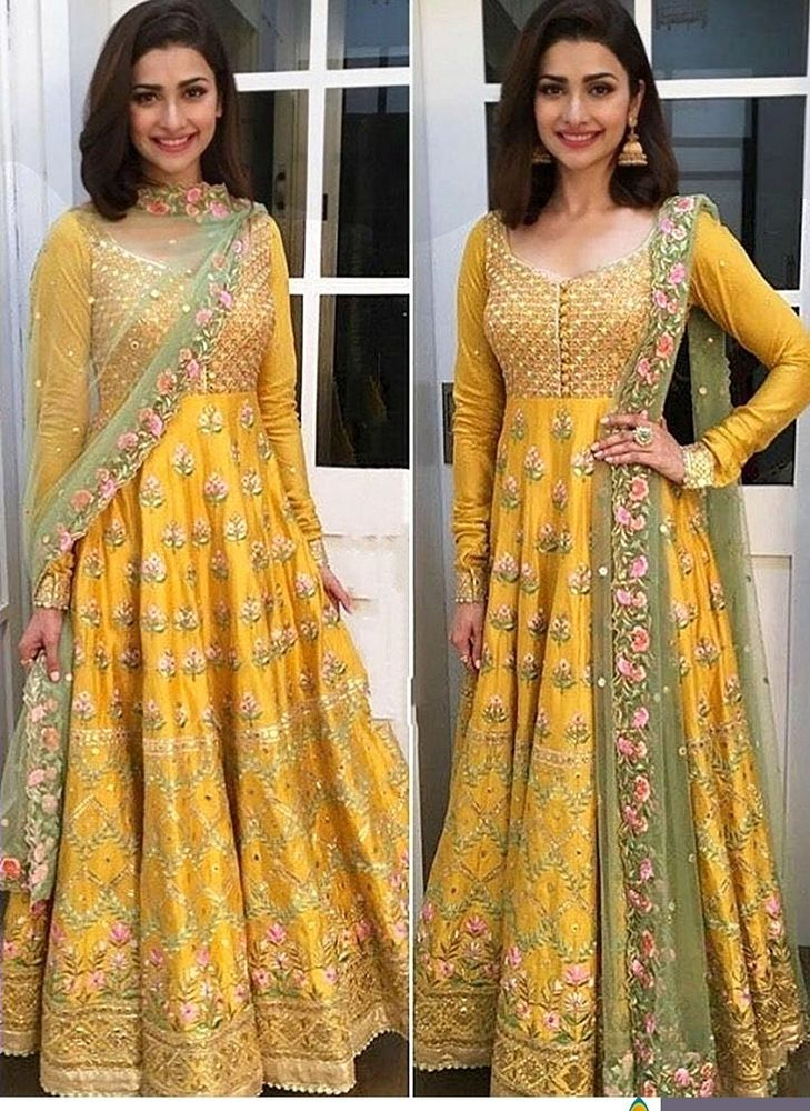 Christmas Pakistani Indian Dress Indian Salwar xAnarkali Wedding Designer Ethnic