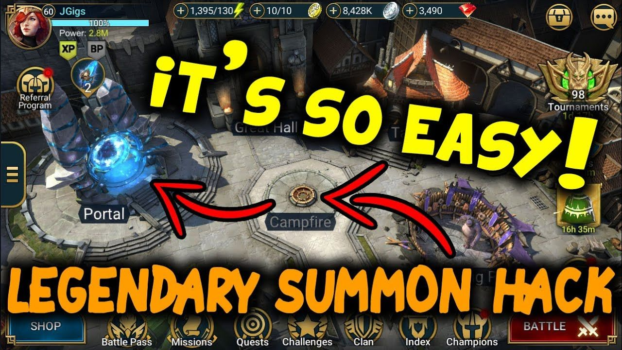 RAID Shadow Legends Apk + Mod Android dowload in 2020