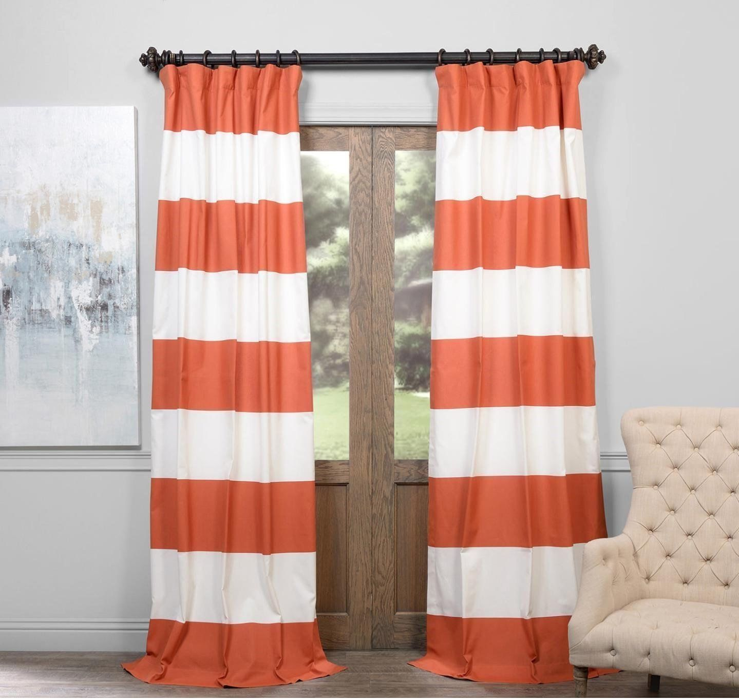 curtain decor curtains image best shower home drapes of nautical beauty sets