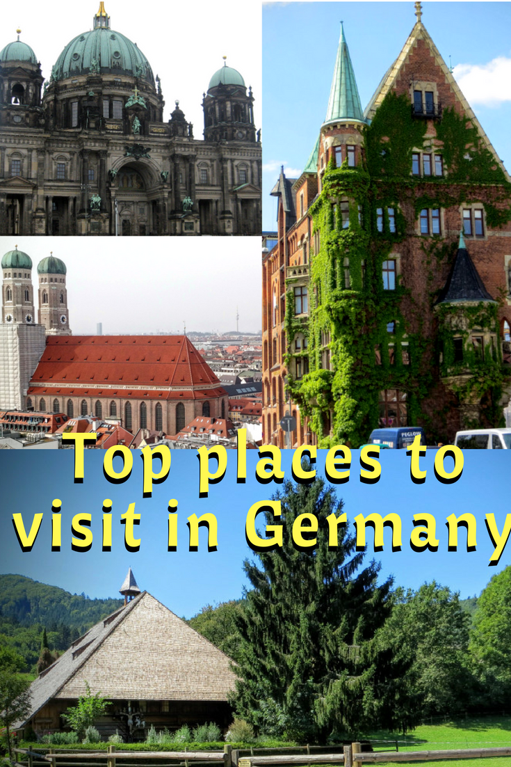 We Explore 4 Por Destinations In Germany Including Tips For Travel To Help You Plan A Great Vacation This Historic Country
