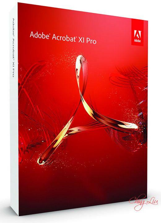 Adobe Acrobat XI Pro 11.0.9 Multilanguage [ChingLiu] in