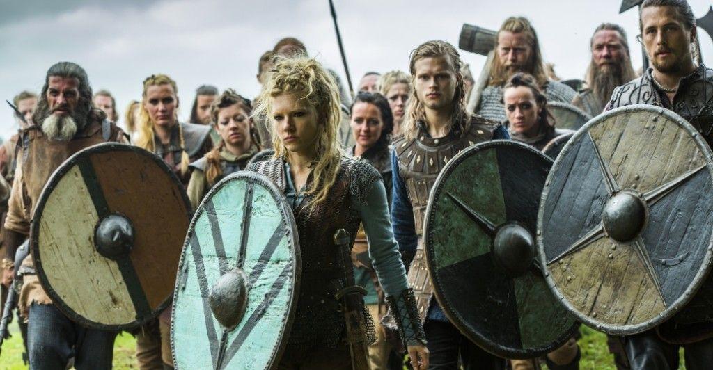 Lagertha Viking army still 3x8 | Lagertha, Vikings tv show, Viking series