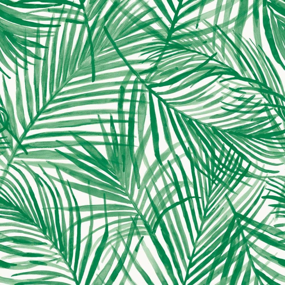 Tropical Peel Stick Wallpaper Green Opalhouse Tropical Wallpaper Picture Collage Wall Aesthetic Wallpapers