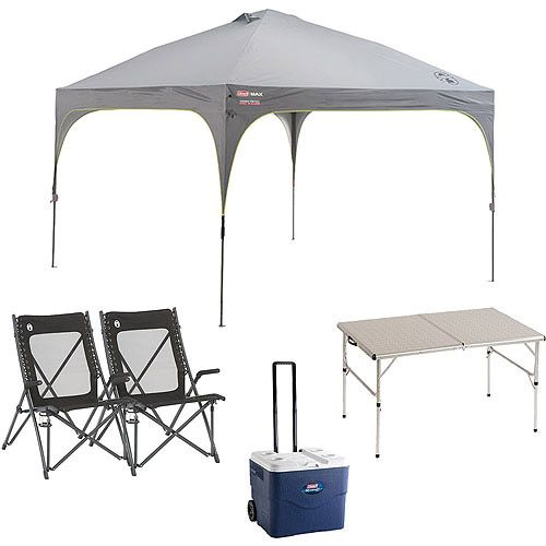 Coleman Backyard Lounge Value Bundle (00076501067859) Comes with Coleman Instant Canopy 12  sc 1 st  Pinterest & Coleman Backyard Lounge Value Bundle (00076501067859) Comes with ...