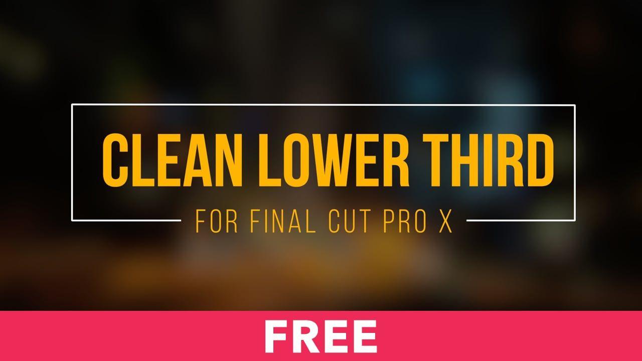 Beaufiful Final Cut Templates Images >> Create A Slate