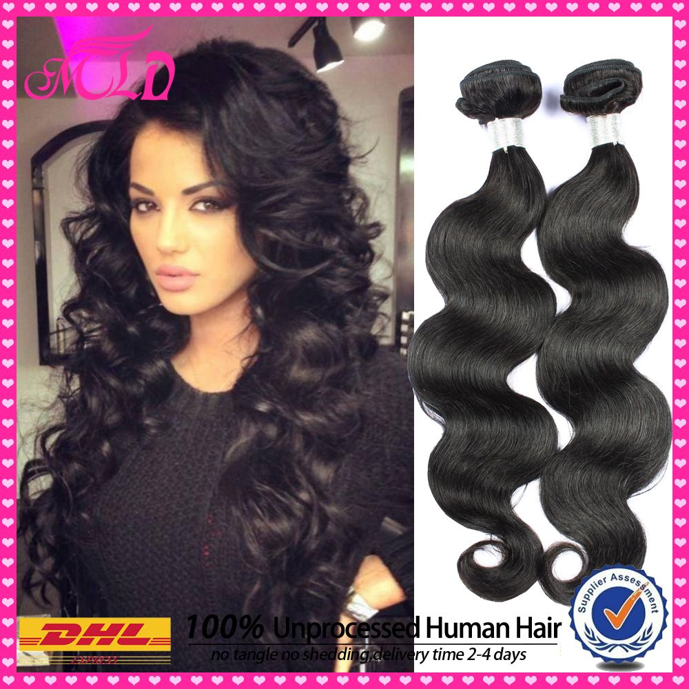 Find More Hair Weaves Information About 4 Bundles Brazilian Body