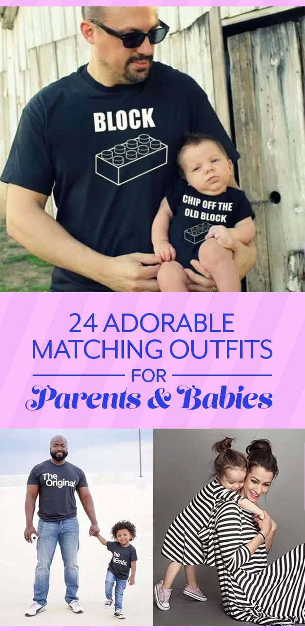 24 adorable matching outfits for parents and their kids buzzfeed