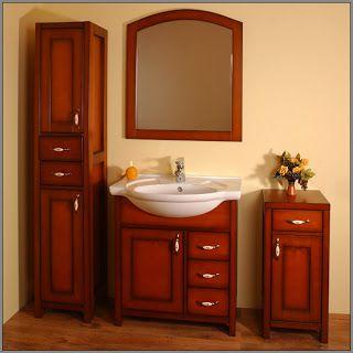 comodas de madera con espejo para mujer buscar con google