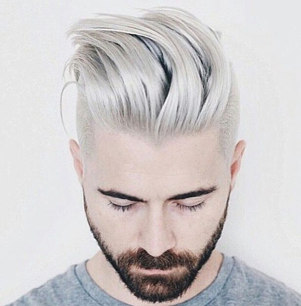 How To Lucky Blue Smith And Zayn Malik Gray Hair Dye Men Hair