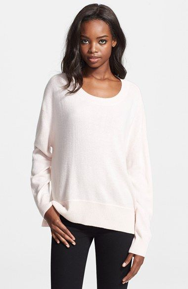 Enza Costa Loose Cashmere Sweater available at #Nordstrom