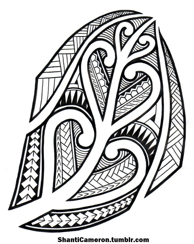 Polynesian Favourites By Sevenseastattoo On DeviantArt