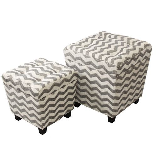 Found It At Wayfair   Urban Designs 2 Piece Storage Trunk Ottoman