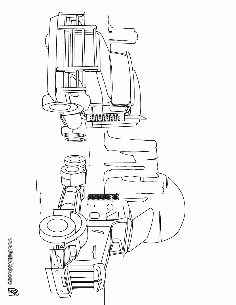 Free Coloring Books By Mail Beautiful Mail Truck Coloring Pages In