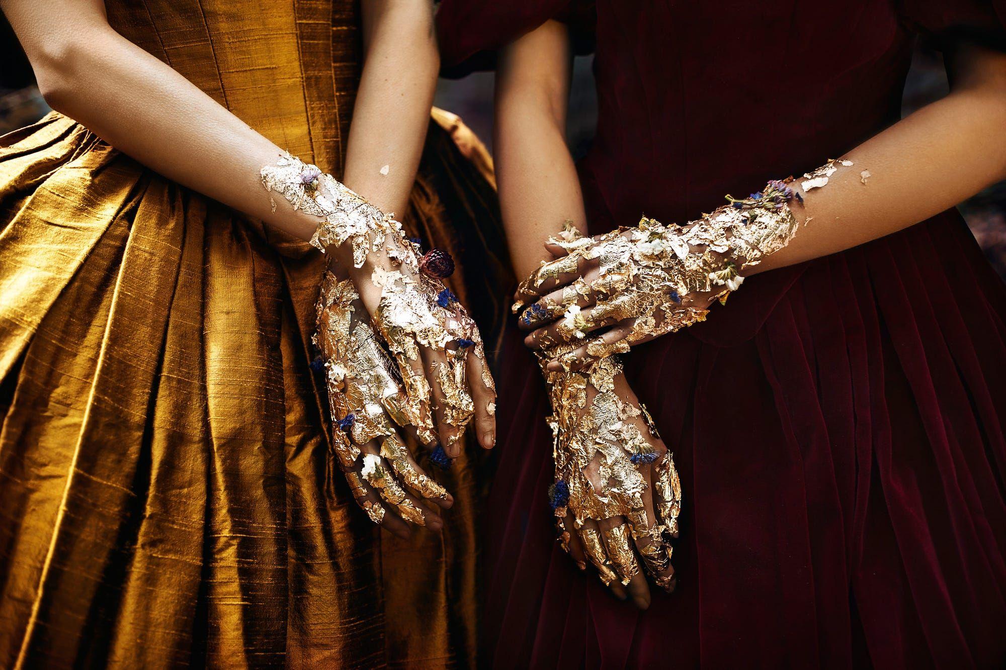 Golden Touch Facebook Fine Art Actions A dreamer I