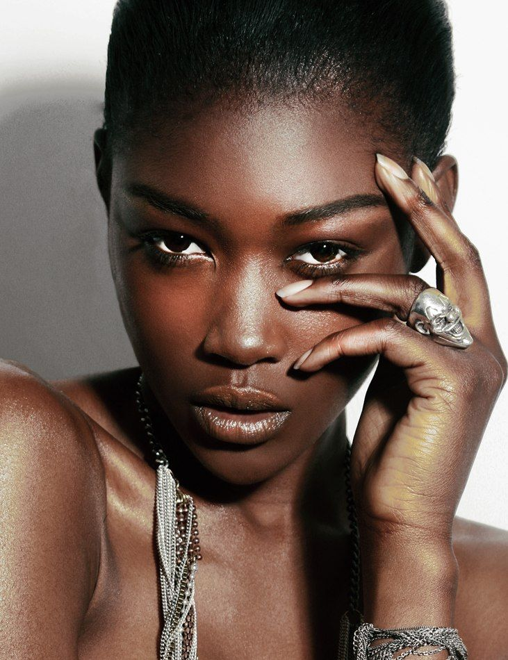 nigerian female models photos