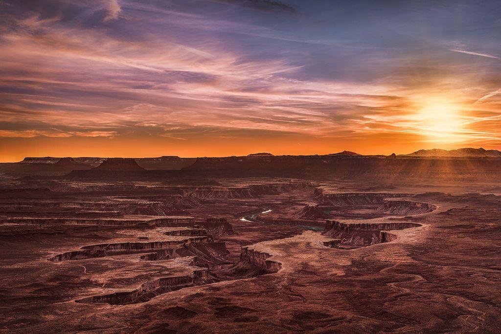 Green River Overlook by EricGail_AdventureInFineArtPhotography