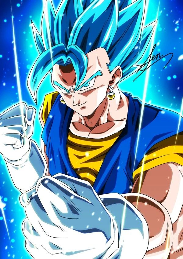 Pin by Jellymaytas on vegito blue Dragon ball wallpapers