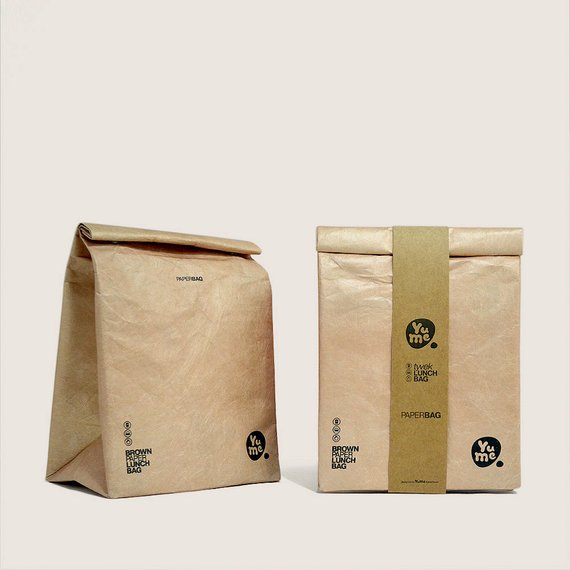 Download Insulated Lunch Bag Tyvek Brown Paper Ypb 2 Lunch Sack Etsy In 2020 Insulated Lunch Bags Sack Lunch Brown Paper