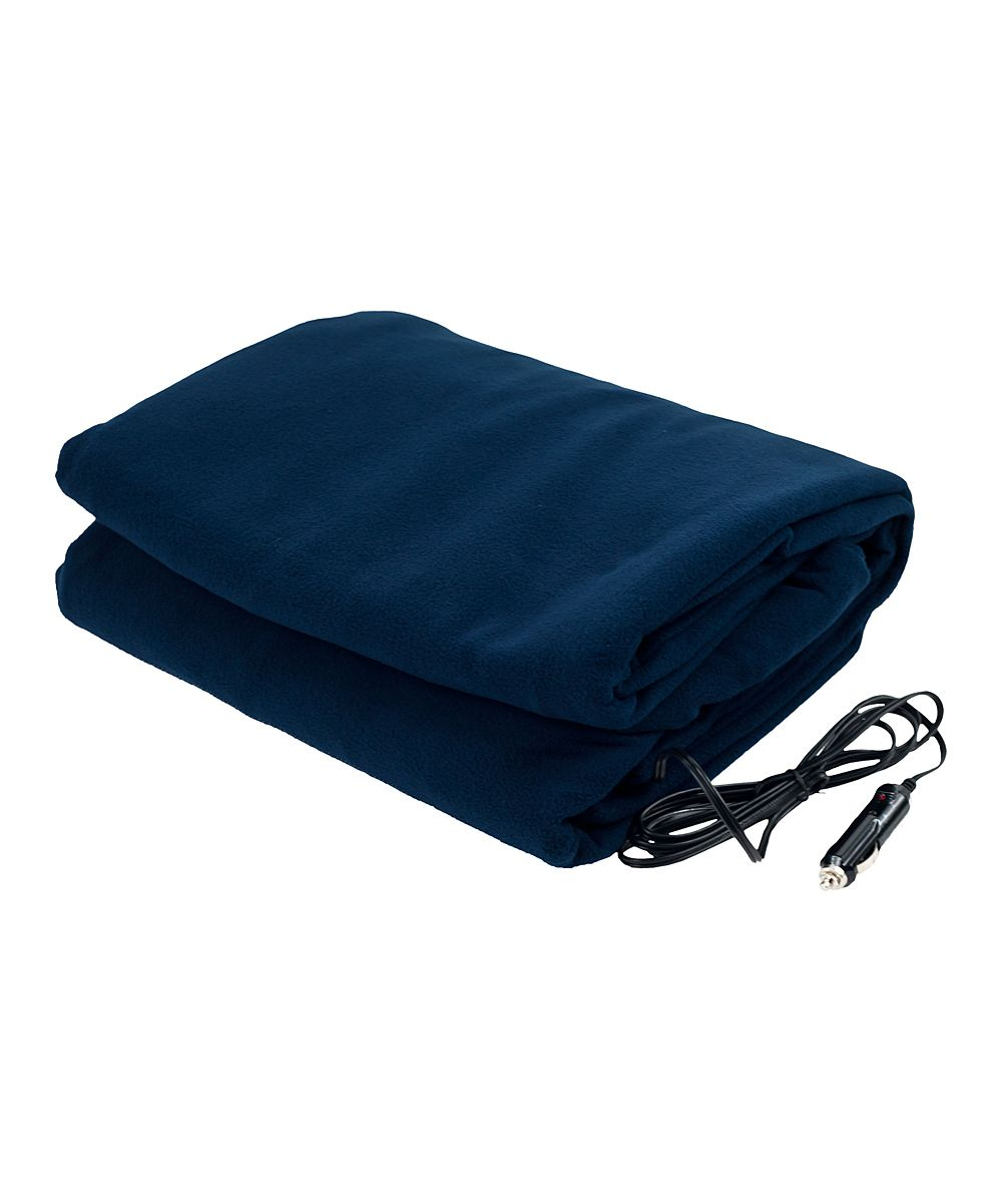 Stalwart Blue 12 Volt Electric Blanket Zulily 19 99 Compare At 49 Product Description Don T Let A Little Chill Ruin Stunning Meteor Shower
